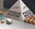 São José da Varginha: após denúncias, casal suspeito de tráfico é detido