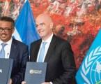 Fifa, OMS e União Europeia se unem para combater à violência doméstica