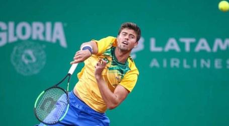 Rumo a Tóquio, tenista João Menezes se adapta calendário incerto