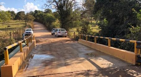 Inauguradas pontes de acesso às comunidades de Trindade e Limas de Pará de Minas