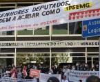 Sind-UTE não concorda com reforma previdenciária; servidores querem dialogar com governo e ALMG