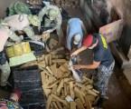 Ações nas fronteiras causam mais de R$ 2 bi em prejuízos ao crime organizado