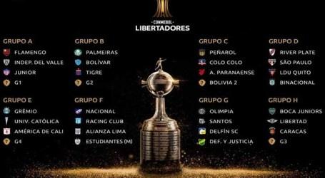 Conmebol aprova novas regras para Libertadores e Sul-Americana