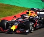 Max Verstappen vence GP dos 70 anos da F1