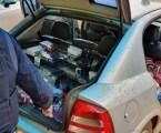 Agentes da PRF apreendem mais de R$100 mil em mercadorias contrabandeadas do Paraguai