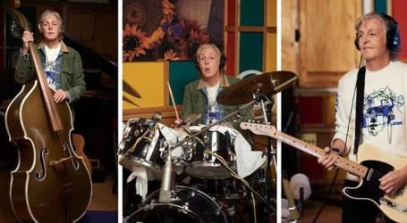 Paul McCartney anuncia terceiro álbum de uma trilogia de clássicos