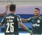 Palmeiras bate o Delfín e encaminha vaga na Libertadores