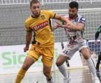 Adiado jogo da semifinal da Liga Nacional de Futsal após aumento de casos de covid em SC