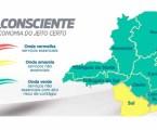 Casos de Covid-19 aumentam e mais uma região regride no Minas Consciente