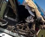 Permanecem internadas seis vítimas do acidente entre ônibus e caminhão no interior de SP