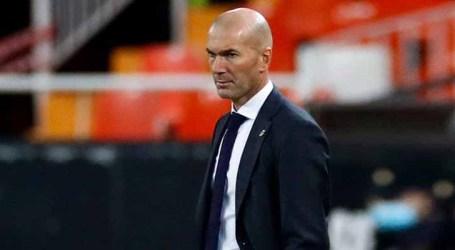 Zidane testa positivo para Covid-19