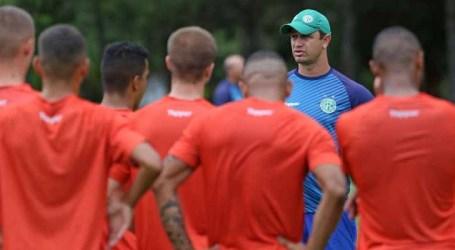 Guarani investiga atletas que furaram isolamento após derrota para Cuiabá