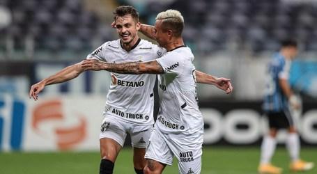 Atlético empata com o Grêmio em Porto Alegre