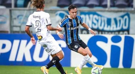 Grêmio arranca empate no fim contra o Galo em Porto Alegre