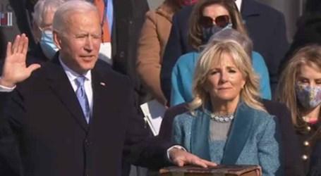 Joe Biden assume como 46º presidente dos Estados Unidos