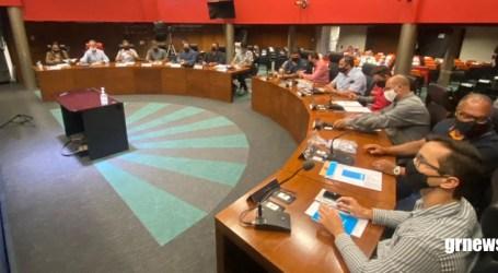 Vereadores paraminenses definem comissões permanentes na primeira reunião desta legislatura