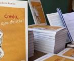 Credo, que delícia! José Roberto Pereira lança livro de contos e crônicas