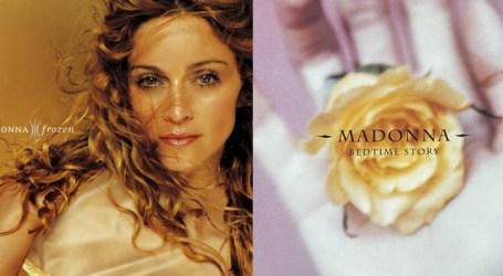 Dois projetos Maxi Single da Madonna já estão disponíveis em todas as plataformas digitais