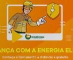 Cemig oferece curso online gratuito sobre uso seguro da energia elétrica