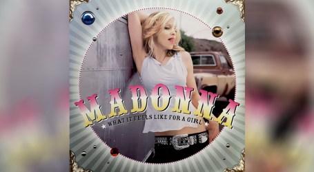"""""""What it Feels Like for a Girl"""", de Madonna, ganha versão maxi single e vídeo em HD"""