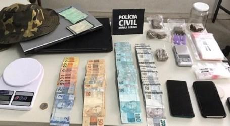 Dupla suspeita de tráfico é presa em Pará de Minas; prisão é fruto de investigação após apreensão de meia tonelada de maconha