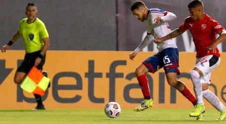 Bahia e Independiente empatam pela Sul-Americana