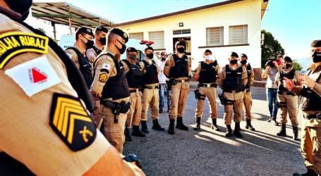 Campo Seguro: operação visa reprimir a criminalidade na zona rural