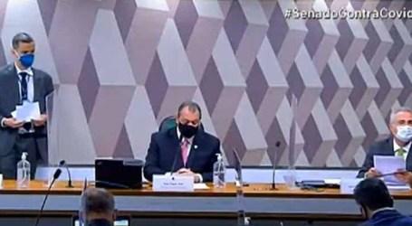 AO VIVO: CPI da Pandemia no Senado ouve o diretor-presidente da Anvisa