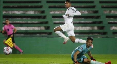 Palmeiras vence Defensa y Justicia pela Libertadores