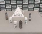 Suspeito de furtos no Centro é preso com frascos de desodorante