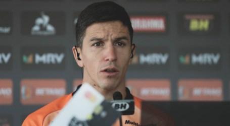 Nacho destaca importância do jogo do Galo na Colômbia