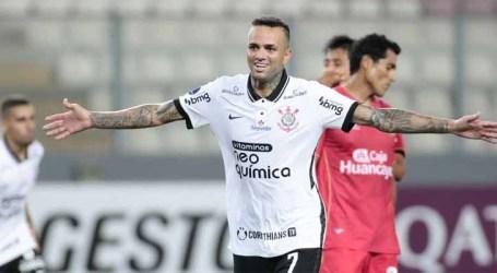 Corinthians vence e segue com chances na Copa Sul-Americana