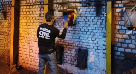 Polícia Civil incinera quase duas toneladas de drogas em Bom Despacho