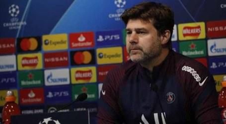Pochettino não confirma escalação de Mbappé contra o City pela Liga dos Campeões