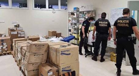 Polícia Federal investiga desvio de medicamentos para intubação no Amapá