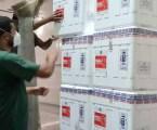 Ministério diz que já distribuiu 90 milhões de doses de vacina contra Covid-19