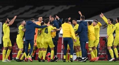 Villarreal e Manchester United decidirão a Liga Europa
