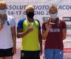 Ana Marcela conquista ouro no Campeonato Italiano Absoluto de Águas Abertas