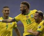 Seleção brasileira abre Copa América com vitória sobre a Venezuela