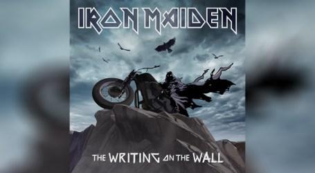 Iron Maiden se inspira no oriente para seu 17º álbum de estúdio
