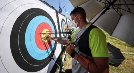 Olimpíada: Marcus D'almeida se classifica em 40º lugar no tiro com arco