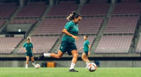 Seleção feminina do Brasil enfrenta Holanda na Olimpíada