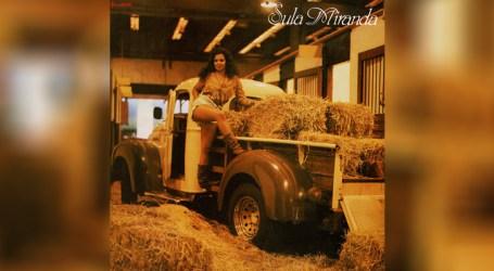 Discos da cantora Sula Miranda chegam às plataformas digitais