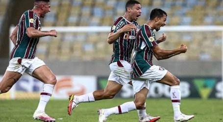 Fluminense vence o Bahia e se afasta do Z4 do Brasileiro