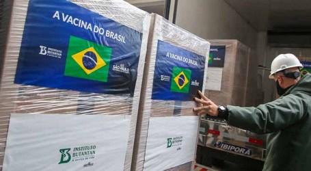 Butantan conclui entrega de 100 milhões de doses da Coronavac ao Ministério da Saúde