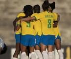 Seleção brasileira feminina derrota Argentina em amistoso