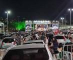 Shows, alegria e emoção no Drive-in Cultural que comemora os 162 anos de Pará de Minas