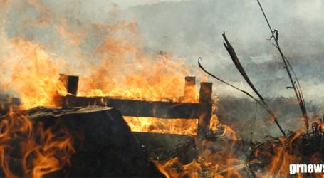 Força-tarefa inicia fiscalização ostensiva em MG para reprimir incêndios florestais