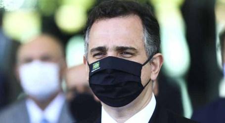 Rodrigo Pacheco diz que democracia é inegociável
