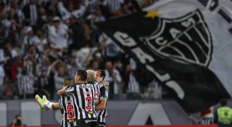Galo goleia o Fortaleza e abre vantagem na semifinal da Copa do Brasil